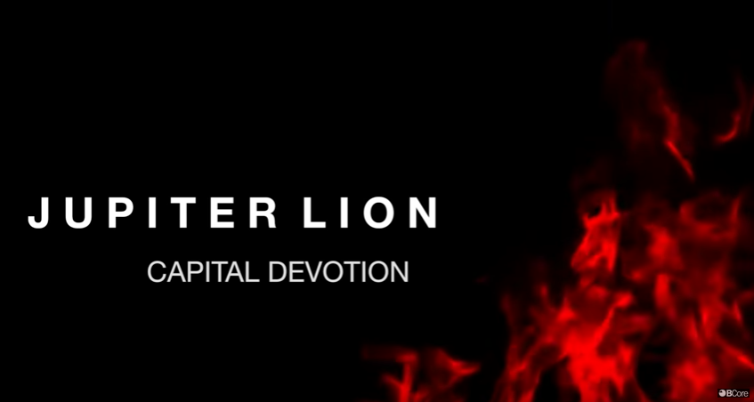 Jupiter Lion estrenan vídeo 'Capital Devotion'